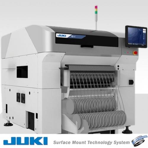 怎么对JUKI贴片机进行校准