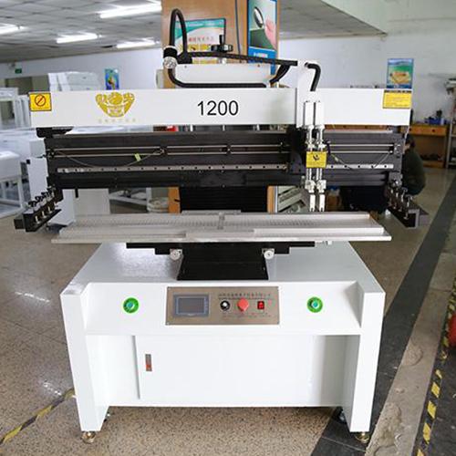 半自动印刷机L型号