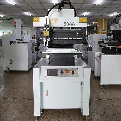 半自动印刷机M型号